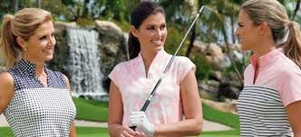 Image result for ladies golf fashion
