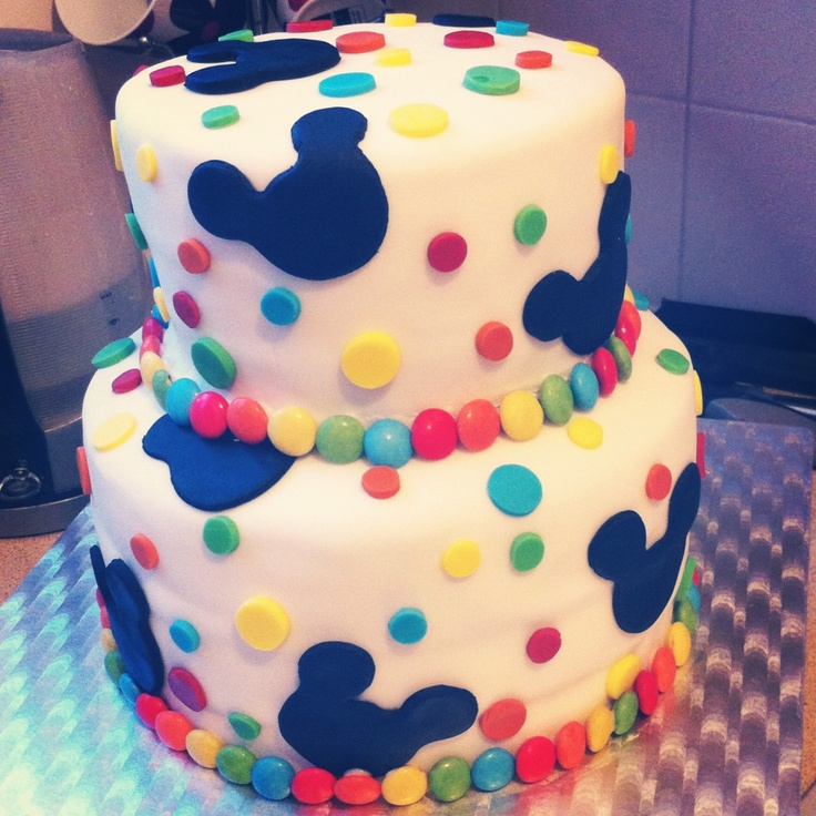25+ Best Ideas About Mickey Mouse Cake On Pinterest