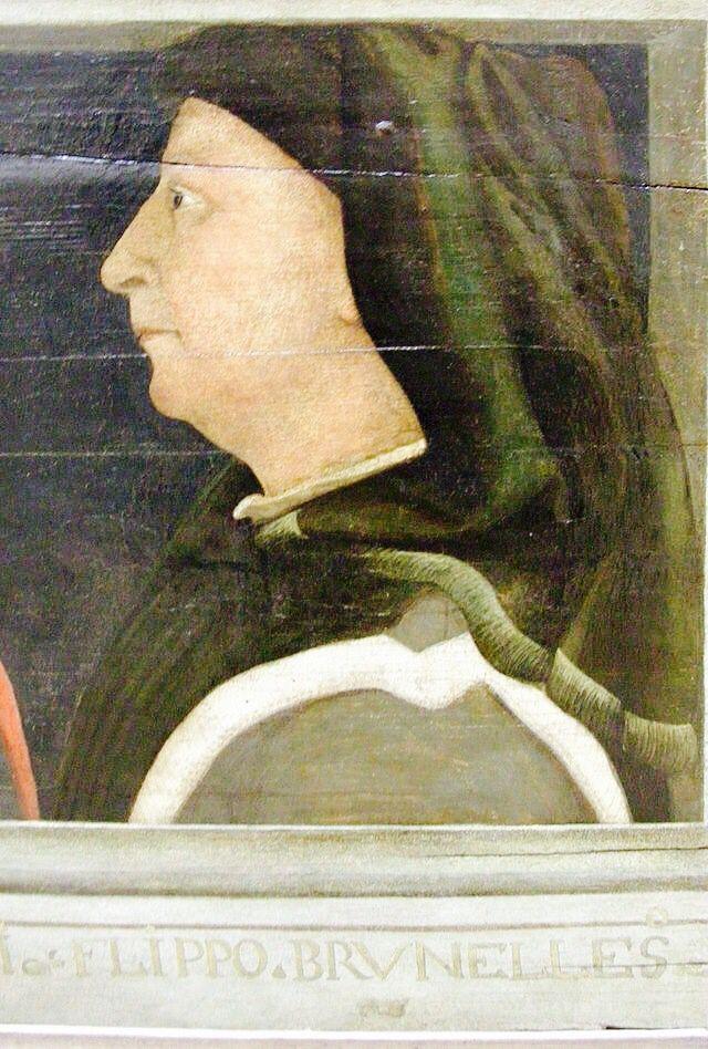 Filippo Brunelleschi (1377 - 1446)