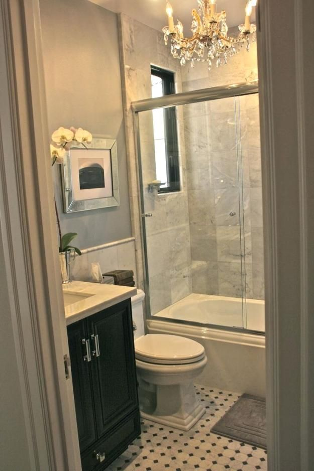 Learn how to design and decorate a bedroom with style, and where to spend—and not to spend—your money on decor. 5x7 bathroom - Google Search   Bathroom design small