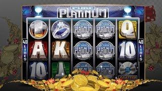 Platinum Play Casino - Slot Machine App. Great user friendly interface #videoslots #casinoslots #freecasinos #bonusplaycasinos www.bonusplaycasinos.com