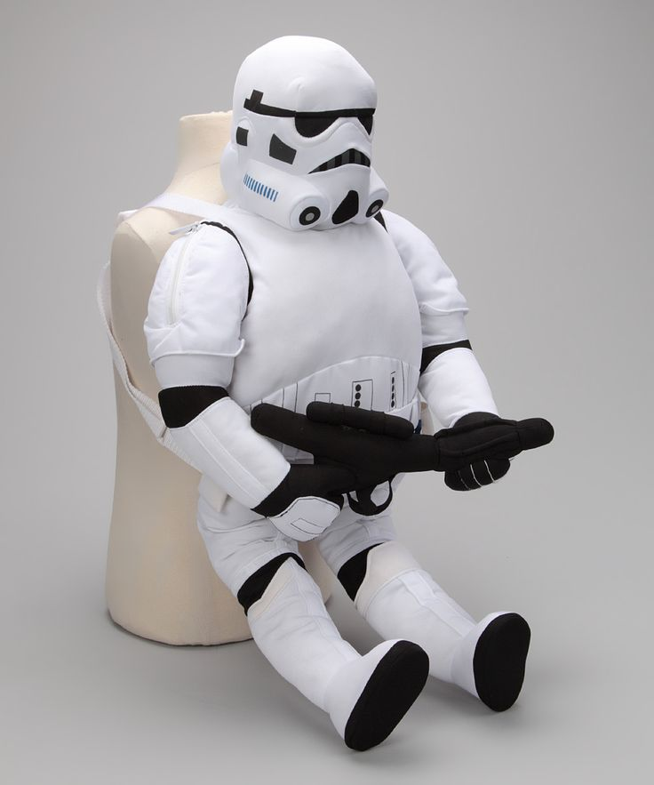 Stormtrooper Backpack Buddy