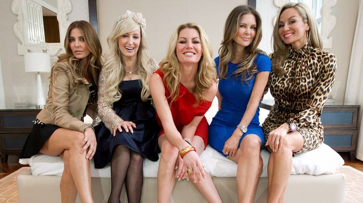 Real Housewives of Vancouver, this show is my new obsession.