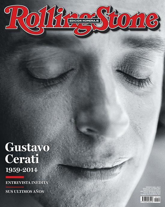 Rolling Stone 199: Gustavo Cerati (1959-2014)