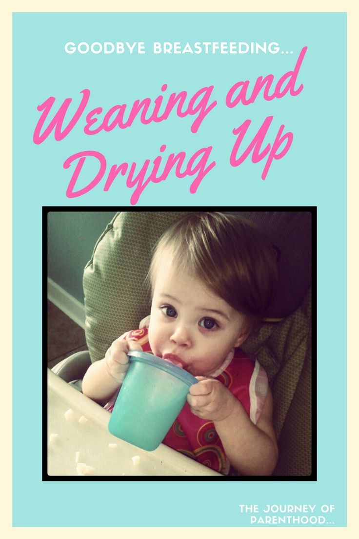 Weaning from Nursing | Breastfeeding | Drying Up | Parenting | The Journey of Parenthood