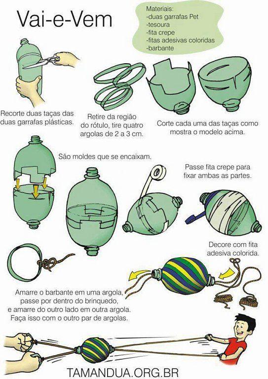 Una segunda oportunidad...¡Ha reciclar¡ (pág. 378) | Aprender manualidades es facilisimo.com