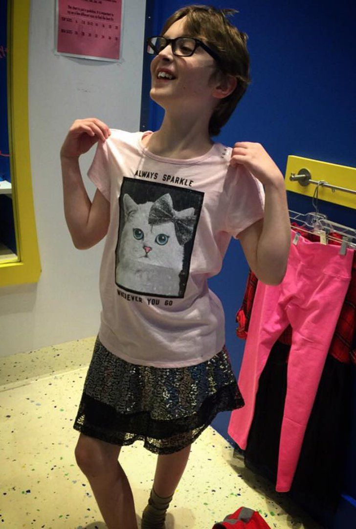 """You Need to Read This Mom's Letter to Justice Clothing Store After Her Son Shopped for Clothes """"Just For Girls"""""""