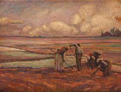 Camil Ressu, The Potato Pickers