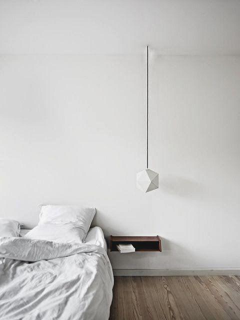 Décor minimaliste: 10 règles à respecter | CHEZ SOI Photo: ©atizediken.blogspot.in #deco #style #minimaliste #epure #regles #conseils #chambre