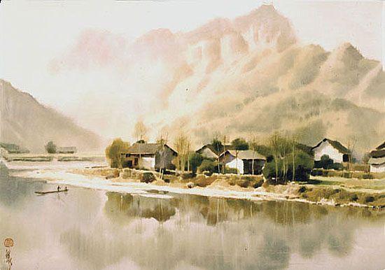 du zhuo watercolor - Αναζήτηση Google