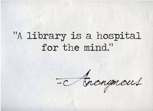 Don't forget to pop in a get some medicine :) via - book lovers never go to bed alone