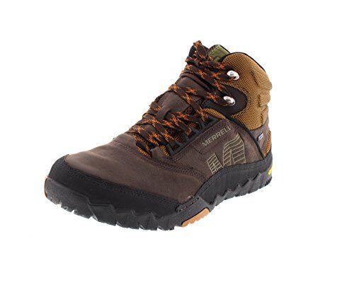 Merrell ANNEX MID GTX - botas de senderismo de cuero hombre
