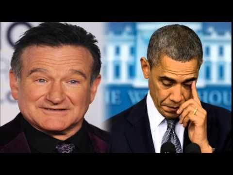 Obama mourns passing of Robin Williams, calls him 'one of a kind'