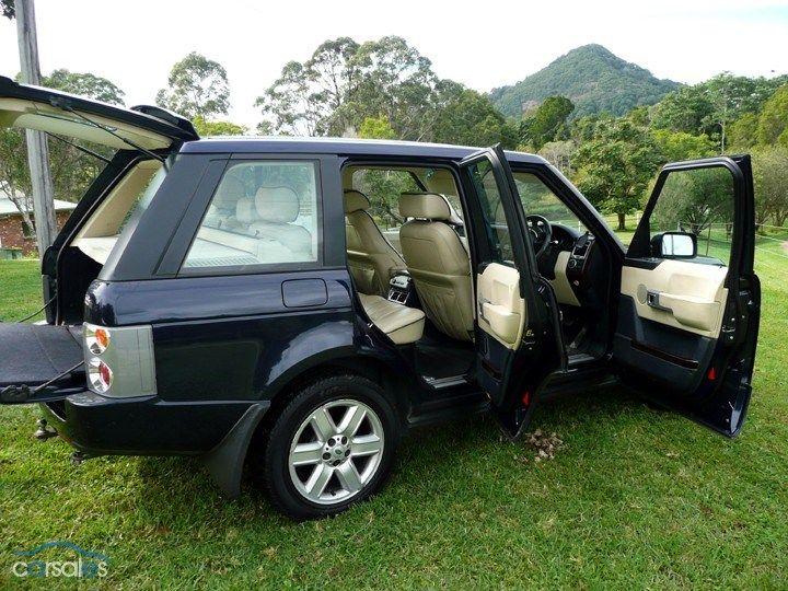 2003 Land Rover Range Rover L322 Vogue 03MY