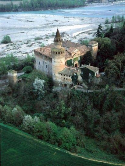 Case e castelli infestati dai fantasmi in Italia