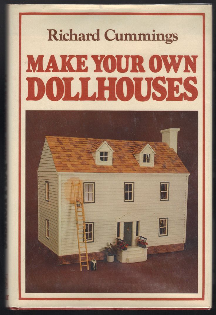 158 Best Images About Dolls House Books On Pinterest