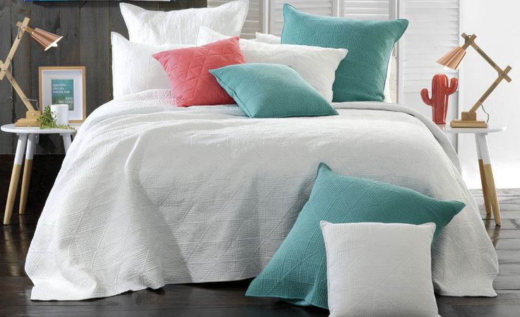 Coverlets have the exceptional quality of combining the healing and beauty effects. The soft touch of the luxurious coverlets makes your bedding beautiful and creates a welcoming escape into the...
