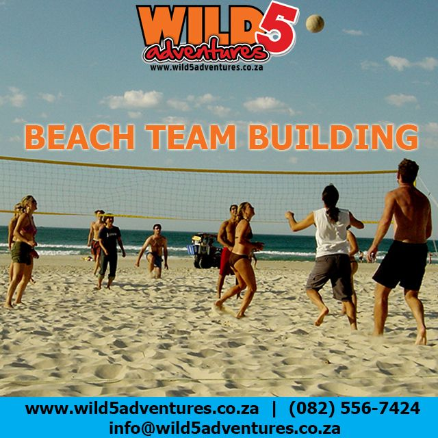 Experience the best for your company with beach team building #TeamBuilding http://bit.ly/1OYBTd4