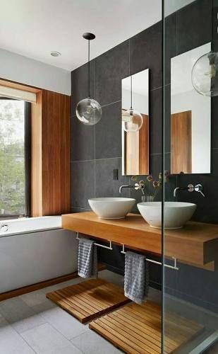M s de 25 ideas incre bles sobre colores de revestimiento - Revestimiento vinilico bano ...