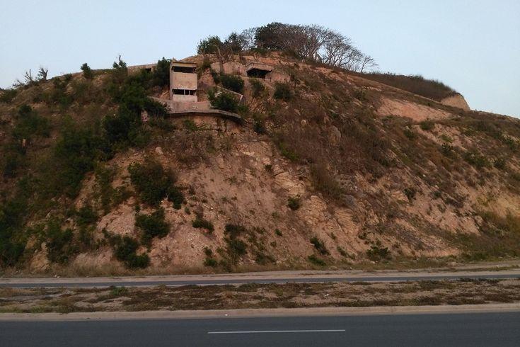 Paga Hill World War II Bunker - Skerah