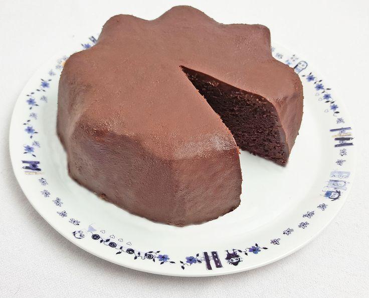 Chokoladekage - med Fudge