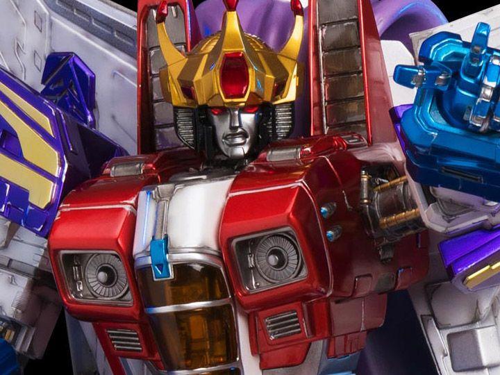 #transformer Transformers Generation 1 Starscream (Coronation on Throne) Statue (LE 400)