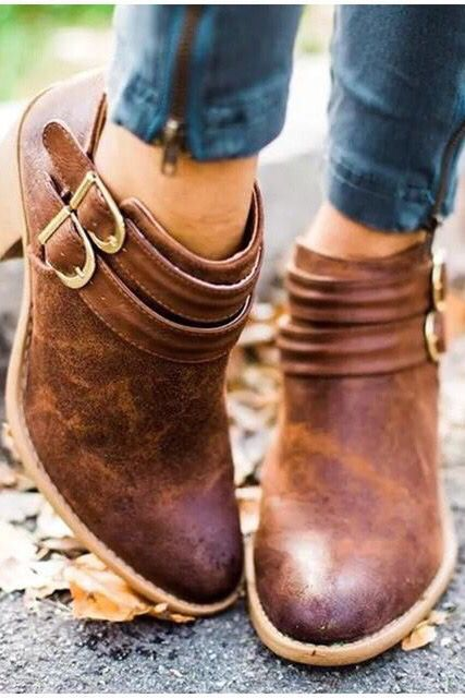 33 Perfect Winter Outfits Ideas For Ankle Boots