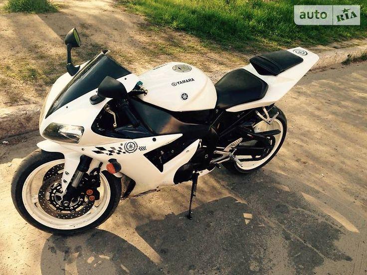 Yamaha (Ямаха) R1 (Р1) 2003 г.в. Цена: 2800$, (г. Харьков) на AUTO.RIA