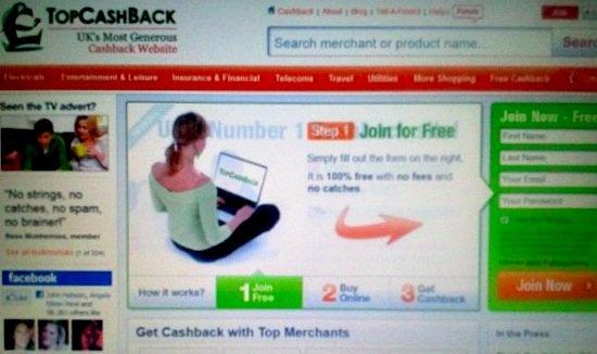 I regularly useTopCashBack, one of the highest paying UK cashback sites: http://www.helpmetosave.com/topcashback