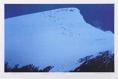 Heske Marianne, Mountain of the mind (blå)