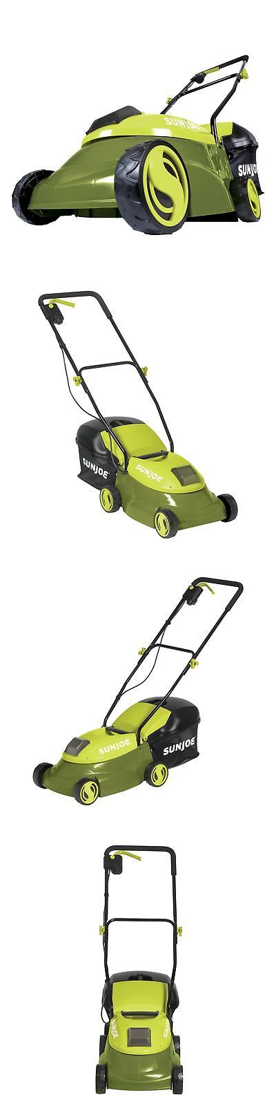 Walk-Behind Mowers 71272: Sun Joe Mj401c 14-Inch 28-Volt Cordless Push Lawn Mower Black -> BUY IT NOW ONLY: $167.75 on eBay!