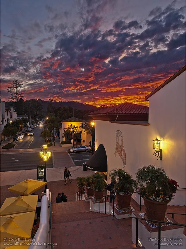 santa barbara downtown - Google Search