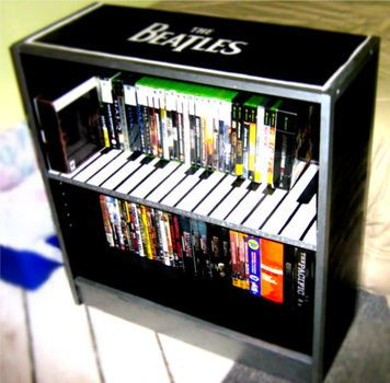 """The Beatles"" Book Shelf!"