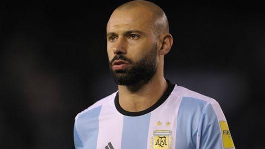 Mascherano Si no clasificábamos al Mundial muchos hubiésemos dado un paso al costado - Goal.com