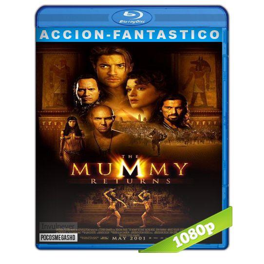 La Momia 2 Regresa (2001) BRRip 1080p Audio Dual Latino/Ingles 5.1