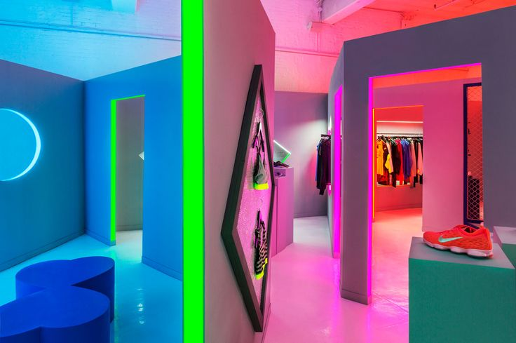 Nike | Robert Storey Studio Set Design
