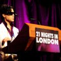 Paisley Park announces screening of rare Prince concert footage from London, 2007