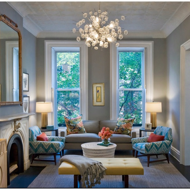 45 best Gray beige and green rooms images on Pinterest Living - grey and beige living room