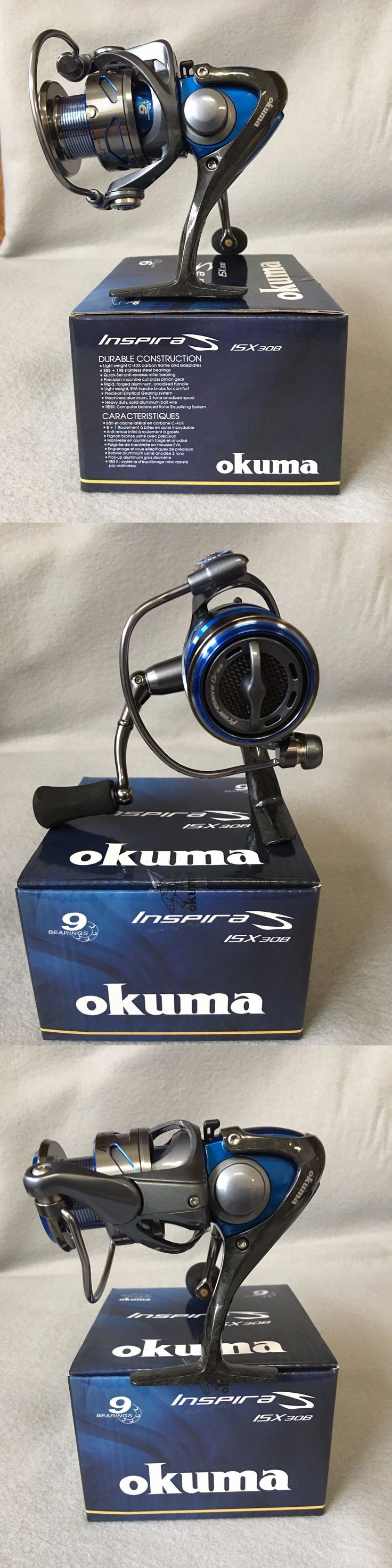 Spinning Reels 36147: Okuma Isx-30B Inspira Spinning Reel - New! -> BUY IT NOW ONLY: $58.99 on eBay!