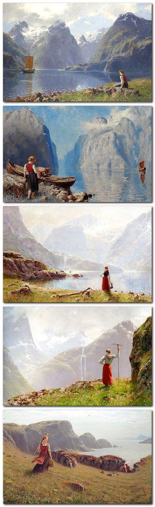 by Hans Dahl