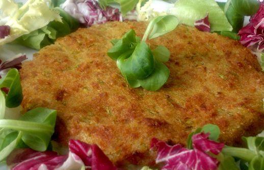 Tortine di patate, zucchine e mandorle - Cucina Naturale