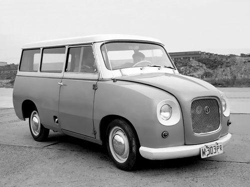 1960 FSO Syrena Mikrobus Prototype
