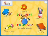 http://www.educa.jcyl.es/educacyl/cm/gallery/Recursos%20Infinity/escritorio_infantil_/castellano/book_salvajes/home.html