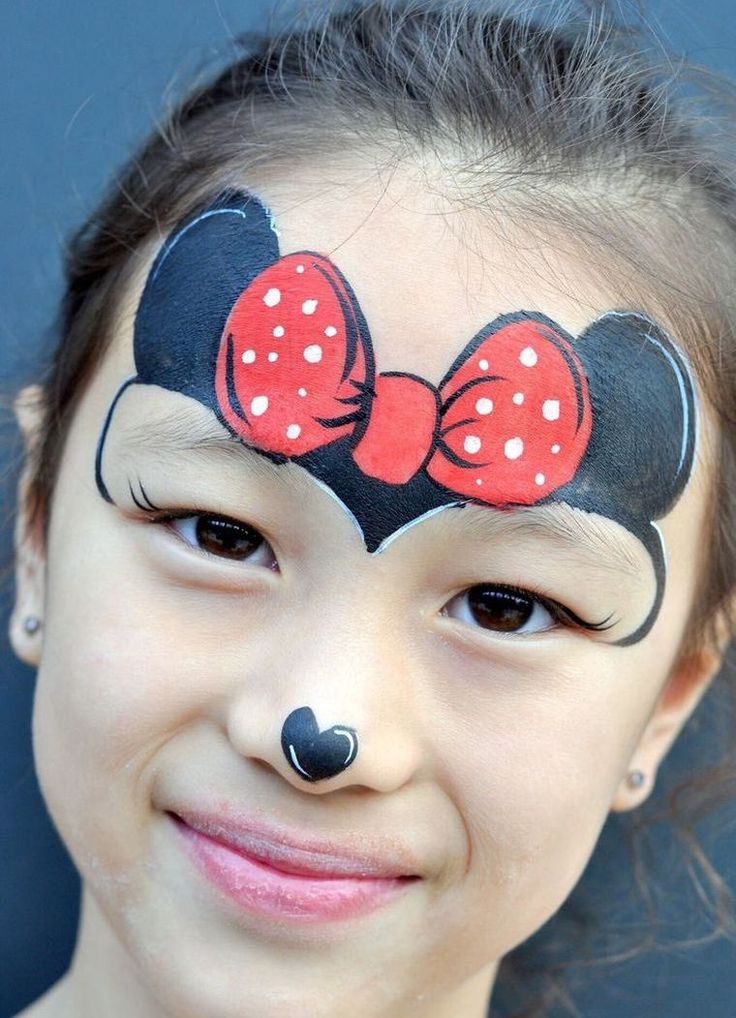 Maquillage Halloween fille simple – notre choix d'idées mignonnes ou effrayantes