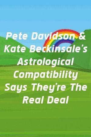 Pete Davidson & Kate Beckinsale's Astrological Compatibility