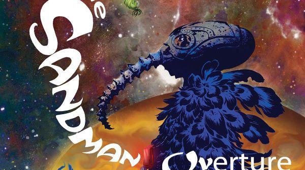 6. Sandman Overture (di Neil Gaiman e J.H. Williams III, RW/Lion)