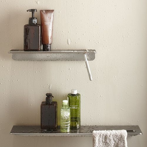 The 25+ Best Shower Shelves Ideas On Pinterest | Tiled Bathrooms,  Contemporary Recessed Housings And Subway Tile Showers