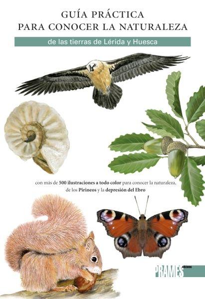 GUÍA PRÁCTICA PARA CONOCER LA NATURALEZA DE LAS TIERRAS DE LÉRIDA Y HUESCA. Donaire, Marta. Comienza con una exposición general sobre el medio físico, la geología y la climatología, para después entrar en la parte principal de la obra, en la que se recoge toda la diversidad de seres vivos que podemos encontrar en la zona estudiada. Agrupadas en los bloques tradicionales de hongos, plantas, insectos, peces, aves o mamíferos. Más en…