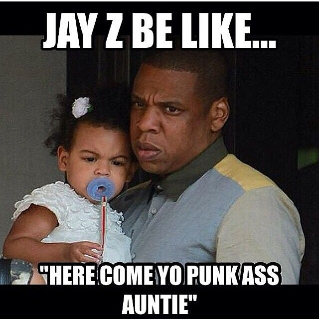 solange meme | Best Jay Z and Solange Memes & Tweets | Daily Snark