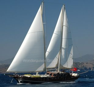 Luxury wg tq 003 gulet charter Greece Turkey 24meters